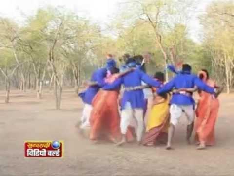 Sajna - Goriya Nachbo Domkach - Kavita Vasnik - Chhattisgarhi Song