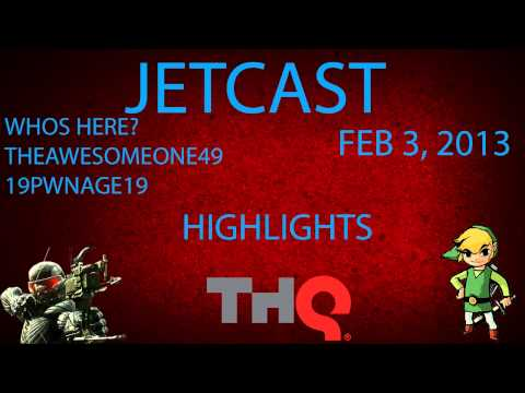 JetCast Week II - THQ Bankrupt, Games of 2013