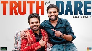 TRUTH or DARE Challenge ft. Pradeep Machiraju || Kaasko || Tamada Media
