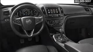 New 2017 Buick Regal Technology West Point Buick GMC Houston and Katy TX