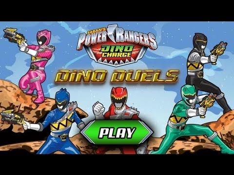 Power Rangers Dino Duels