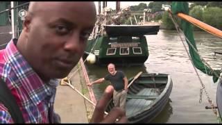ARD Wanderkarte Deutschland - Hamburg mit Yared Dibaba
