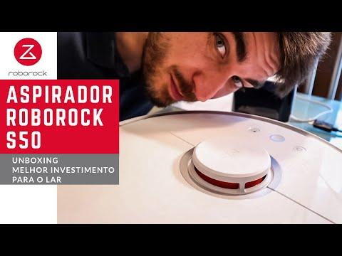 🤖Xiaomi Roborock S50   Aspirador Robot V.INTER.