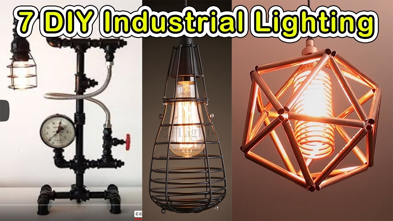 7 Easy Lighting Do It Yourself Projects