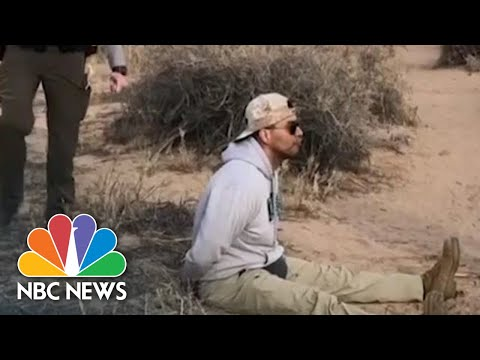 Video Shows Park Ranger Using Taser On Native American Man | NBC Nightly News