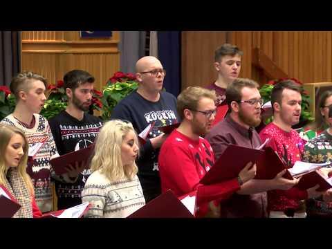 Ulster University Winter 2017 Graduation – morning ceremony Jordanstown