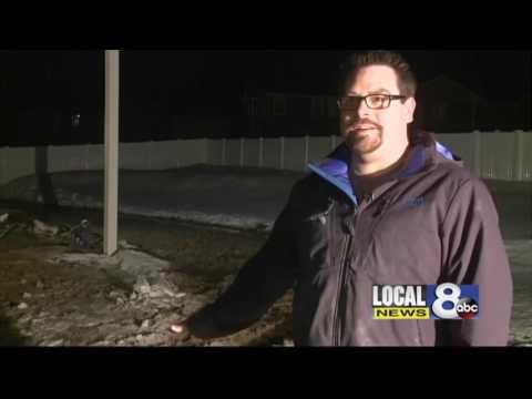Pocatello backyard floods