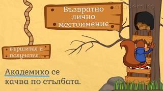 Възвратно лично местоимение - Български език 5 клас | academico