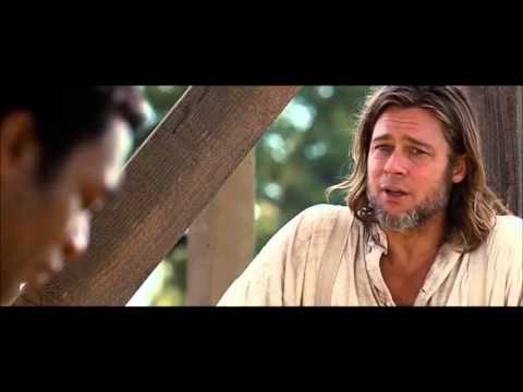 12 Years a Slave BRAD PIT SCENE