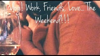 VLOG! THE WEEKEND! October 31st - November 2nd 2014 | AnnieDreaXO Thumbnail