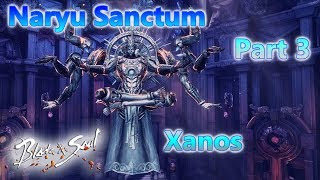 Blade and Soul Naryu Sanctum Part 3- Robotic God- Xanos (Blademaster)