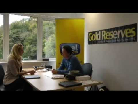 Gold Reserves competition on Real Radio Wales to win £100 - Watch and enter!