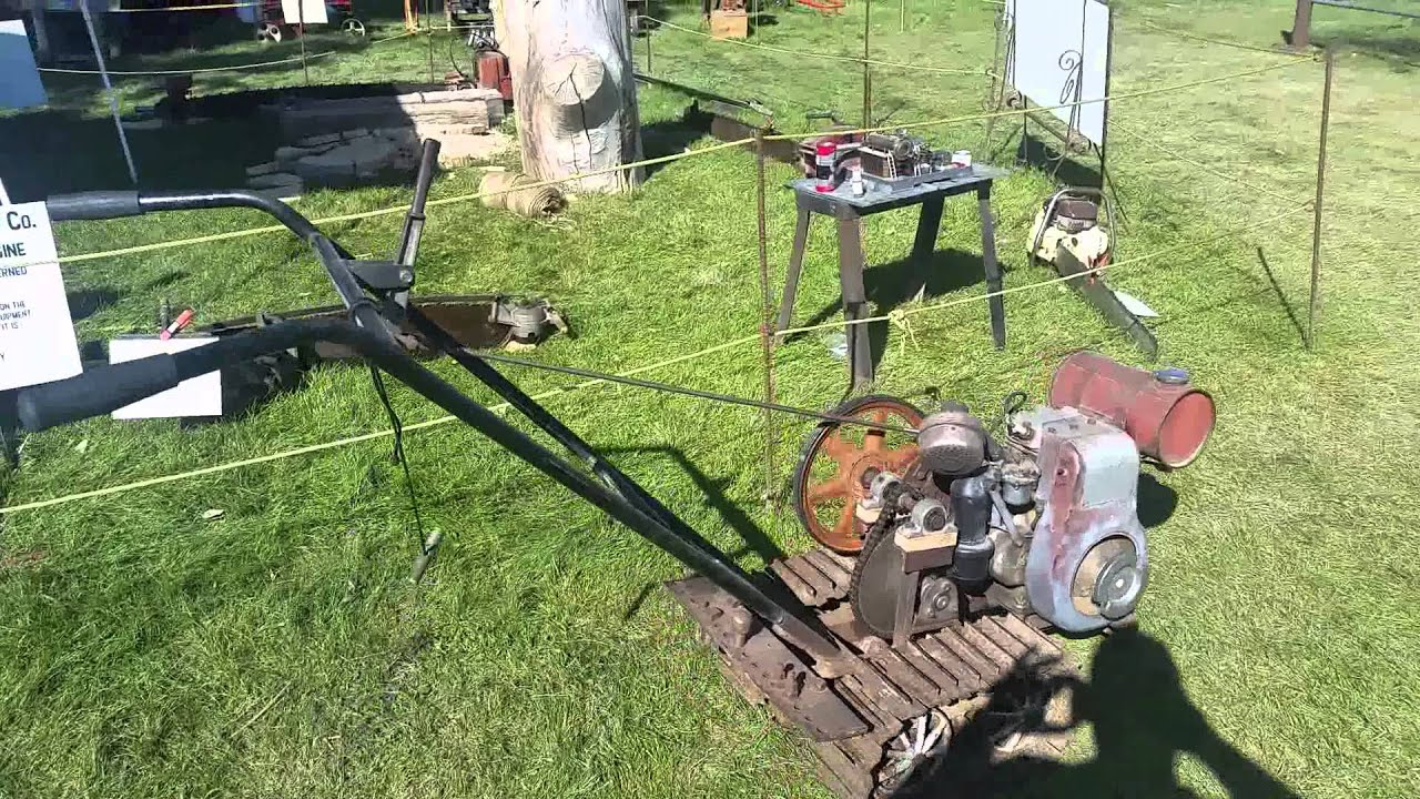 Mighty midget garden tractor model ak — photo 15
