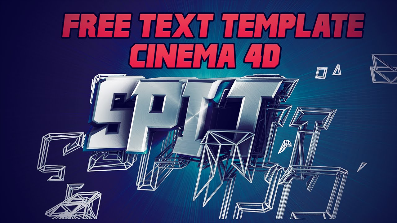 Free cinema 4d text [open] | se7ensins gaming community.