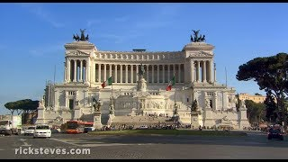 Rome, Italy: Victor Emmanuel Monument