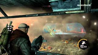 Red Faction: Armageddon - The Excavator (Gameplay)