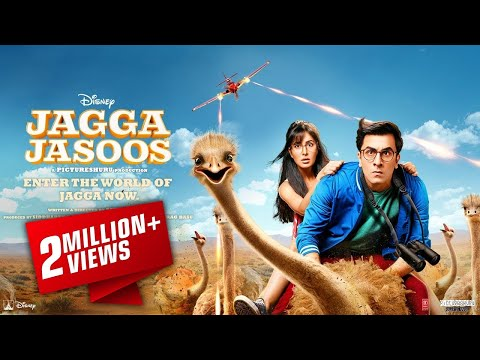 Jagga Jasoos (2017) Full Movie - Ranbir Kapoor, Katrina Kaif | Full Promotions