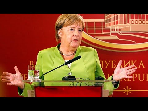 Merkel backs Macedonia name change deal with Greece