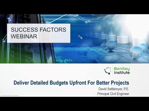 Deliver Detailed Budgets Upfront for Better Projects