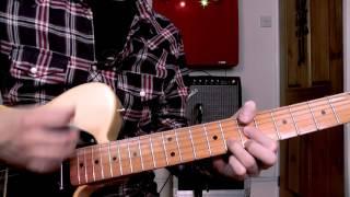 Soul Man by Steve Cropper/Sam & Dave | Guitar Lesson | Complete Song
