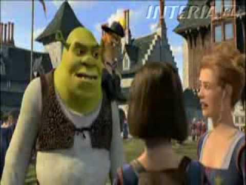 Plakat Shrek