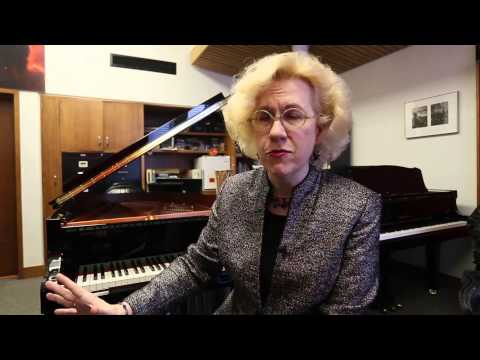 UBC School of Music Series: Part 3: Interview with Dr. Sara Davis Buechner