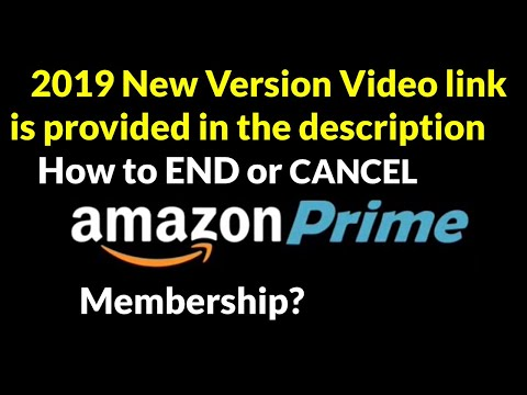 How To End Or Cancel Your Amazon Prime Membership