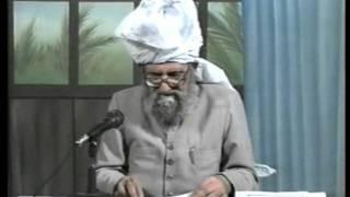 Urdu Dars Malfoozat #514, So Said Hazrat Mirza Ghulam Ahmad Qadiani(as), Islam Ahmadiyya
