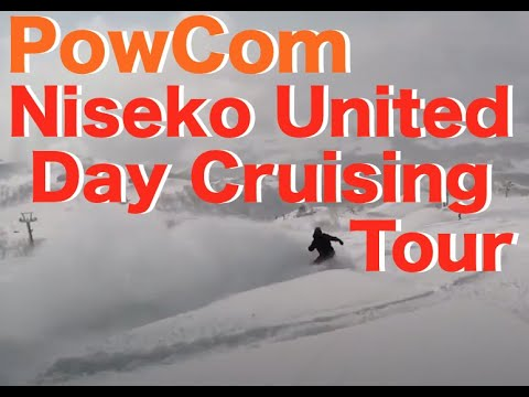 Mr. K, O-M, Gaku, Mako【Day Cruising Tour】POWDER COMPANY GUIDES