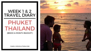 Long Haul Flights with Kids, Full time Travel on $1000 Budget || Family-Revolution Adventures
