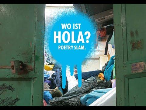 Bei Wo ist Hola?, dem Poetry Slam um Moderator und Poesieprofi Dalibor Marković, geht es um banale und existentielle Fragen, Wortspiele und Dichtkunst.