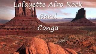 Lafayette Afro Rock Band - Conga.wmv