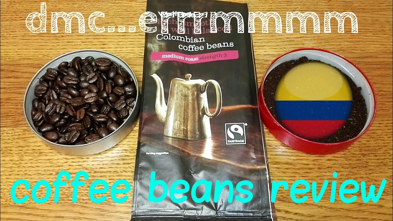 Waitrose Colombian Coffee Beans Review