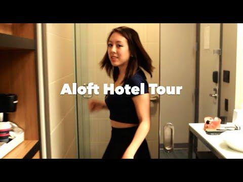 ALoft Hotel Tour | Ontario Rancho-Cucamonga