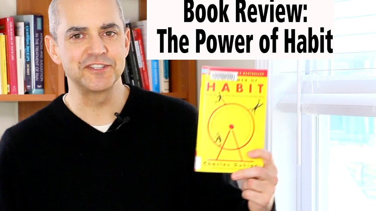 power of habits book review The first book review i'm writing on my blog after picking up my first book in a   so the power of habit by charles duhigg is one of those books.