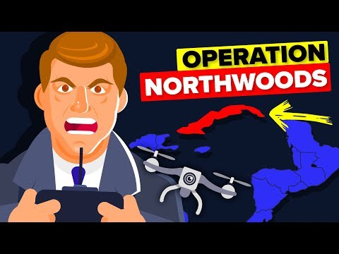 US False Flag Operation Against Americans - Operation Northwoods