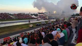 CLASSIC DRAG FILES: JET CAR ACTION AT THE 2013 HOT AUGUST NIGHT