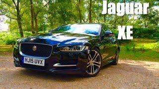 2015 Jaguar XE R Sport Review - Inside Lane