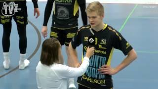 Tiikerit - Leka Volley su 4.12.2016 - Petri Paldan ja Jan Helenius