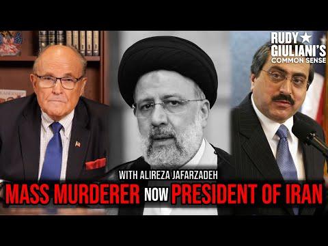 Mass Murderer Now President Of Iran   Guest Alireza Jafarzadeh   Ep. 149