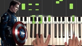 Avengers Endgame It S Been A Long Long Time Piano Tutorial Lesson