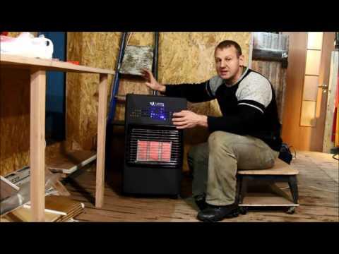 Газово-керамическая печка Timberg 4200 M1. Модернизация, доработка.