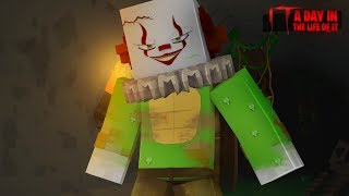 I became IT THE CLOWN to SCARE MY FRIEND in Minecraft...