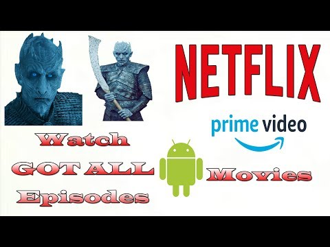 Watch Game Of Thrones, Netflix, Prime Videos And Movies For Free..