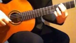 Um Abraço no Bonfá - João Gilberto(ボンファに捧ぐ)BOSSA NOVA GUITAR