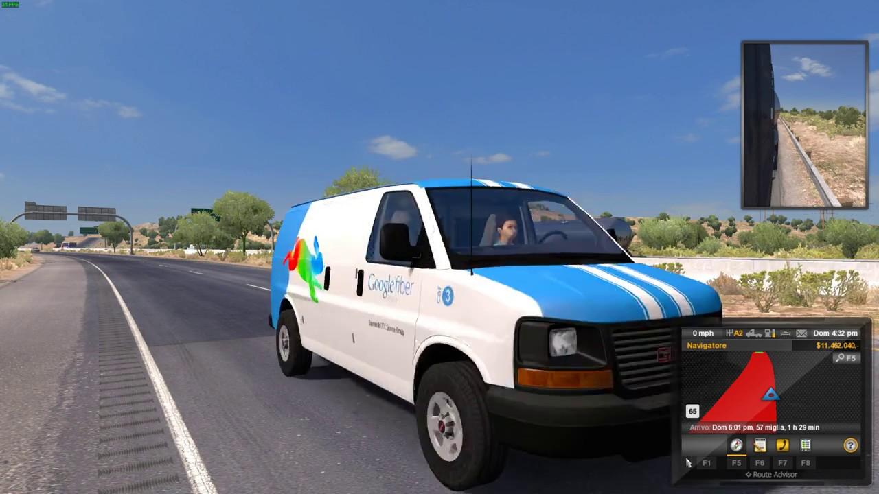 American Truck Simulator (1 28) AI Traffic Pack by Jazzycat v 2 8 + DLC &  Mods