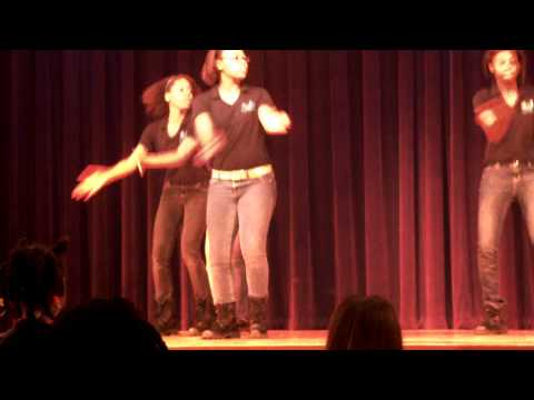 Welch Middle School Talent Show May 24, 2012