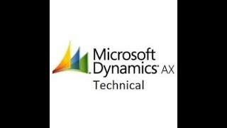 03-Dynamics Ax Forme de développement, y compris plusieurs de table |la Personnalisation de primaire et de clé étrangère