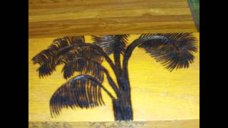 Wood Burning Trees On A Box Photo Gallery: Part 2