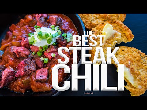 The Best Chili I've Ever Made | SAM THE COOKING GUY 4K